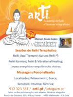 Sessões de REIKI e Massagens em V.N.GAIA