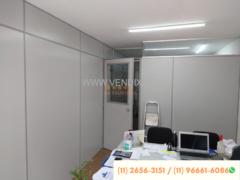 Divisoria em Guarulhos-SP eucatex drywall forro pvc vidro divisorias usadas