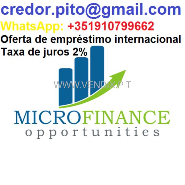 Apoio Financeiro, WhatsApp: +351910799662